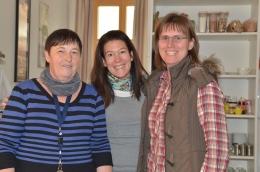 Seminarbäuerinnen am Schalottenhof
